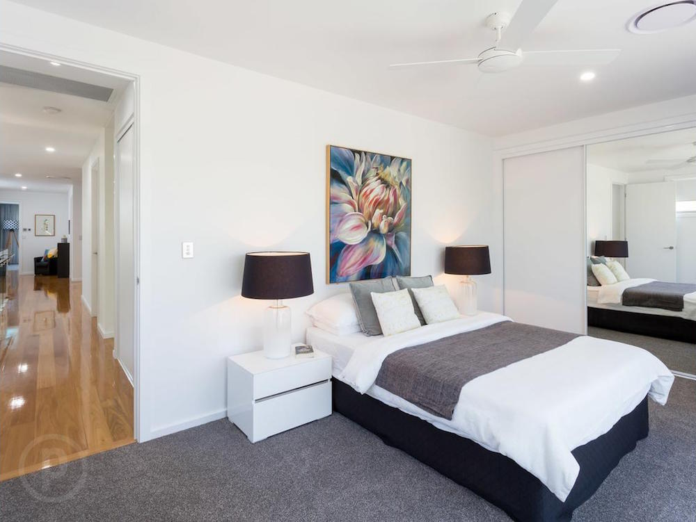 KEble - Bedroom painting finish